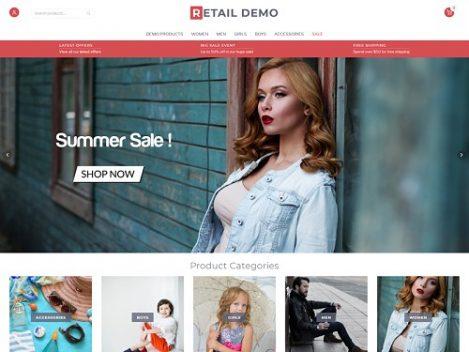 Retail Demo